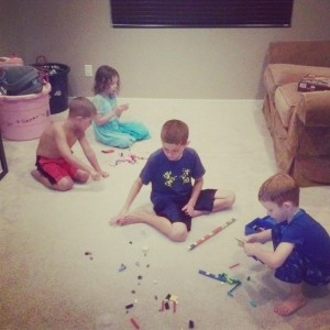 Lego Cousins