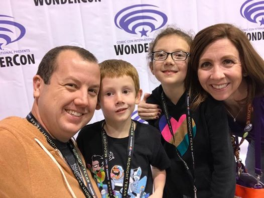 WonderCon Family