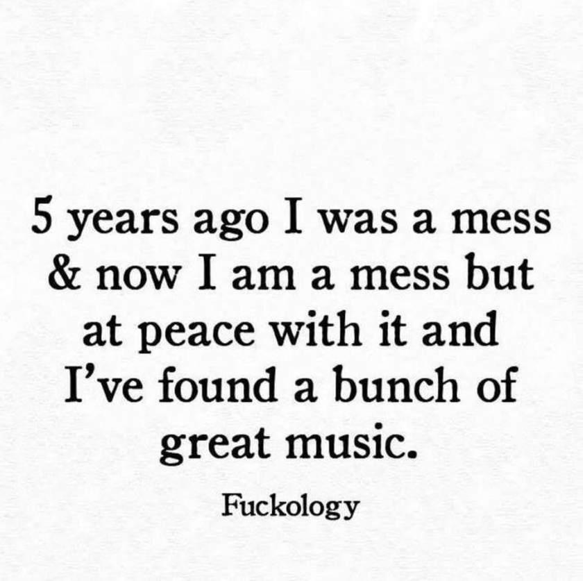 Music fuckology